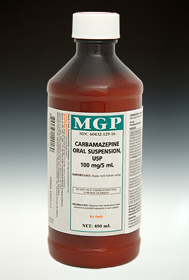 Carbamazepine oral sus usp 450ml