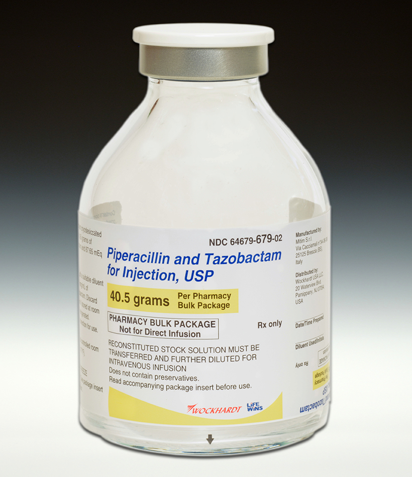 Piperacillin Tazobactam 40point5g 2